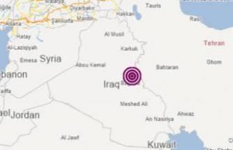 İran-Irak sınırında şiddetli deprem