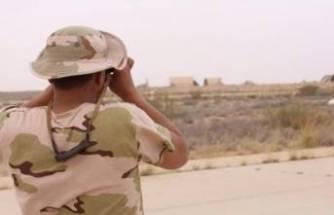 Libya Ordusu, başkenti kontrol altına aldı