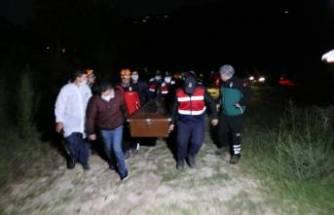 Ormanlık alanda kaybolan kadın barajda ölü bulundu