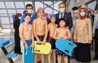 Şampiyonlar bu havuzda yetişecek
