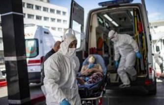 Türkiye'de son 24 saatte 21 can kaybı