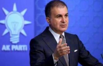 AK Parti Sözcü Çelik: Ermenistan ayağını denk alsın