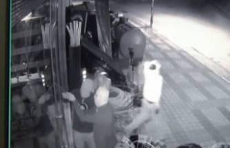 Bursa'da ilginç hırsızlık! Hırsızlar...