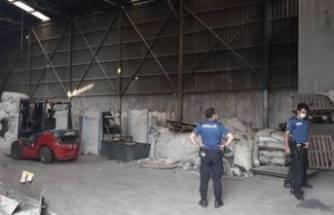 Bursa'ya misafirliğe geldi, çatıyı tamir ederken hayatını kaybetti