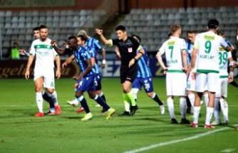 Bursaspor'da büyük hayal kırıklığı yaşandı