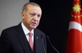 Cumhurbaşkanı Erdoğan'dan Ayasofya ve Akdeniz açıklaması!