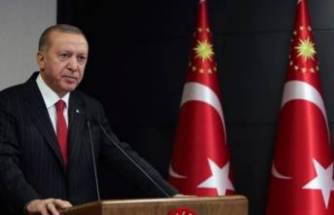 Cumhurbaşkanı Erdoğan: Salgının zirve noktasını geride bıraktık