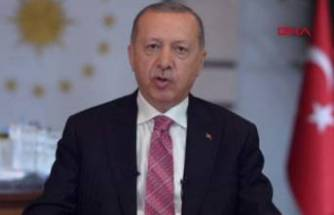 Erdoğan: Hak ve adalet arayışınızda sizleri asla yalnız bırakmayacağız