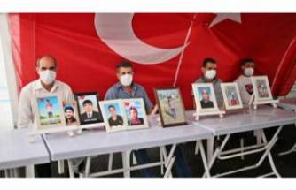 HDP önündeki eylemde 315'inci gün