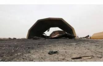 Libya'daki Vatiyye Üssü'ne hava saldırısı