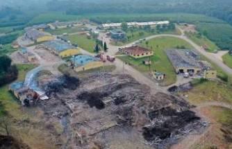 Sakarya'daki havai fişek fabrikasının çalışma izni iptal edilecek