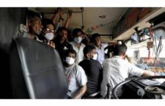 'Virüs hâlâ bir numaralı halk düşmanı olarak yerini koruyor'