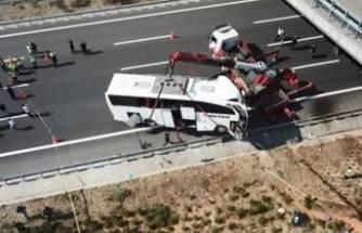 5kişinin öldüğü otobüs kazasında çarpıcı detay