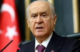 """Bahçeli'den """"Muharrem İnce parti kuruyor' iddialarına ilişkin açıklama"""