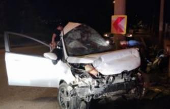Bursa'da 3 kişinin öldüğü kazada yaralanan genç de kurtarılamadı