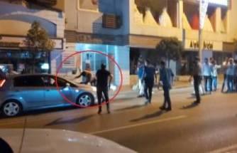 Bursa'da eski eşi ve emniyet ekibine baltayla saldırdı