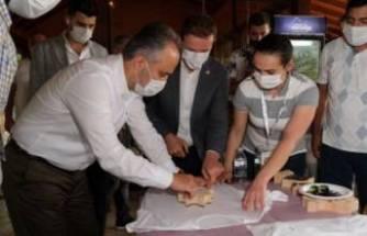 Bursa'da insanlık tarihine festival tadında yolculuk