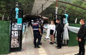 Bursa'da koronavirüs denetimleri sıklaştı