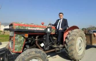 Bursa'da üretici ve vatandaşa büyük hizmet