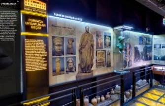 Bursa'nın müzeleri dünyaya açıldı
