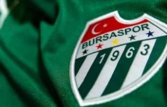 Bursaspor'a Tahkim şoku!