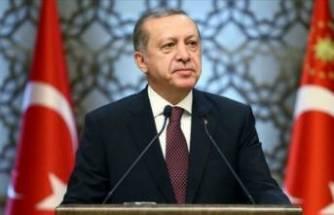 Cumhurbaşkanı Erdoğan'dan cuma namazı sonrası açıklama