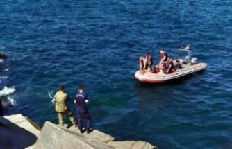 Denizde 1. Dünya Savaşı'ndan kalan top mermisi bulundu