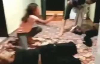 Görme engelli eşini bayıltana kadar dövdü!