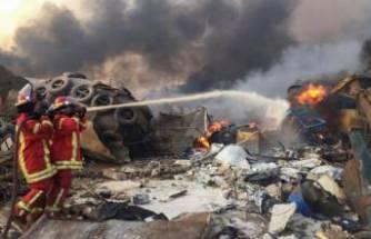 Lübnan'daki patlamada can kaybı 100'e yükseldi