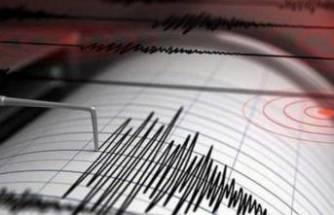Malatya'da korkutan deprem! 5,2 büyüklüğünde