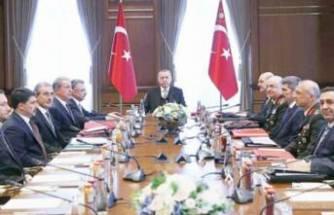 """""""Türkiye yoluna kararlı bir şekilde devam edecektir"""""""