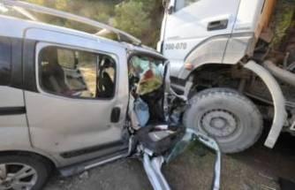Bursa'da feci kazadan acı haber!