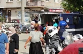 Bursa'da hırsızlık şüphelilerine maske cezası