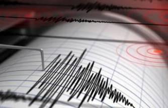 Bursa sallandı! Depremin merkez üssü ve büyüklüğü belli oldu!