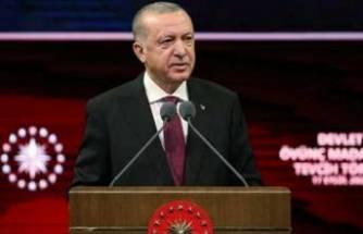 Erdoğan: En küçük bir tereddütümüz yok!