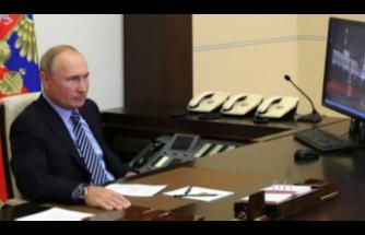 Putin: Silahlarımızın dünyada eşi benzeri yok