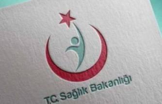 Türkiye'de son 24 saatte 1767 yeni vaka!
