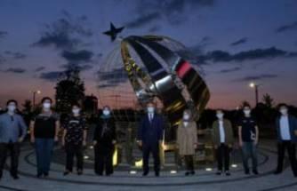 Yeni pilotlar ve astronotlar Bursa'da yetişecek