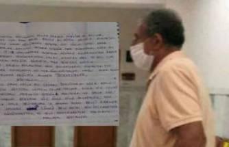 13 yaşındaki kız çocuğuna 'aşk mektubu' yazmıştı! O kırtasiyeci tutuklandı!