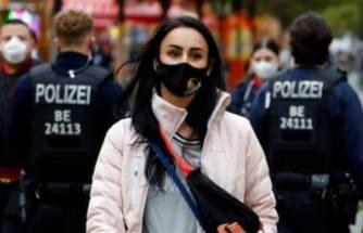 """Almanya, Türkiye'nin tamamını """"riskli bölge"""" ilan etti"""