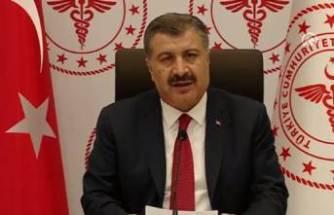 Bakan Koca Bursa'da açıkladı! Kimler grip aşısı olabilecek?