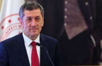 Bakan Selçuk, 'İzmir'de eğitime bir hafta süreyle ara verme kararı aldık'