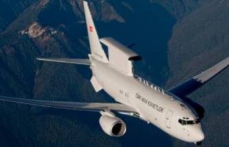 Barış Kartalı uçaklarına yerli damga