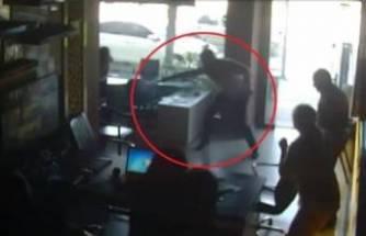 Bursa'da hamile eşinin gözü önünde öldürülmüştü! Görüntüleri ortaya çıktı