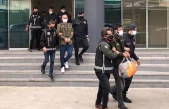 Bursa merkezli dev operasyon: 21 gözaltı