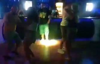 Dans partisi değil koronavirüs partisi