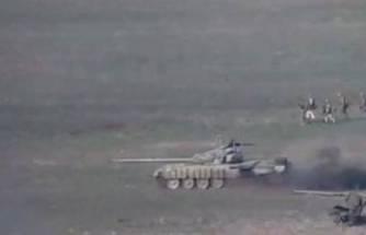 Ermenistan yine sivilleri hedef aldı!