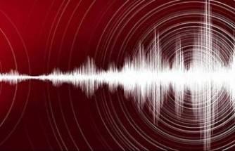 Kandilli Rasathanesi paylaştı! Bingöl'de korkutan deprem