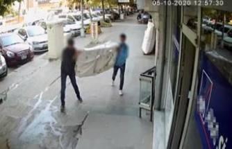Pişkin hırsızlar görenleri şaşırttı! Güpegündüz...