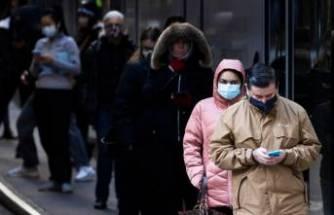 ABD'de günlük korona virüs vaka sayısı yüzde 12 arttı